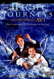 Cover of: Night Journeys