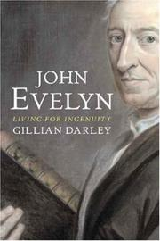 John Evelyn by Gillian Darley