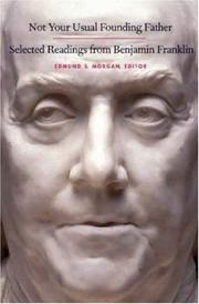 Cover of: Not Your Usual Founding Father | Benjamin Franklin
