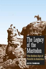 Cover of: The Legacy of the Mastodon