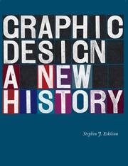 Cover of: Graphic Design | Stephen J. Eskilson