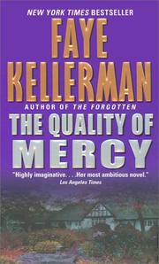 Cover of: The Quality of Mercy | Faye Kellerman