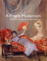 Cover of: A fragile modernism