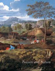 Cover of: Poussin and Nature