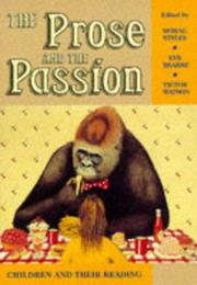 Cover of: The Prose and the Passion |