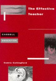 Cover of: The effective teacher