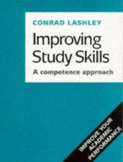 Cover of: Improving study skills | Conrad Lashley