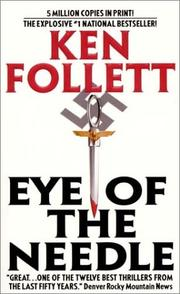 Cover of: Eye of the Needle | Ken Follett