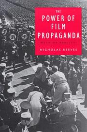 Cover of: The Power of Film Propaganda