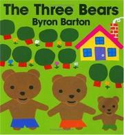 Cover of: The three bears | Byron Barton