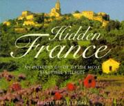 Cover of: Hidden France
