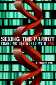 Cover of: Sexing the parrot