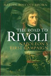 Cover of: The road to Rivoli