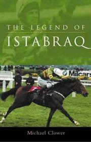 Cover of: The Legend of Istabraq | Michael Clower