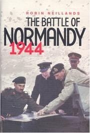 Cover of: The Battle of Normandy, 1944
