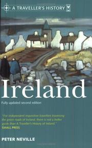 Cover of: A traveller's history of Ireland