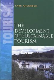 Cover of: Development of Sustainable Tourism