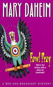 Cover of: Fowl Prey