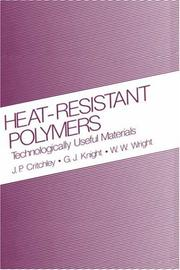 Cover of: Heat-resistant polymers