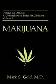 Cover of: Marijuana