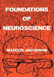 Cover of: Foundations of neuroscience | Marcus Jacobson