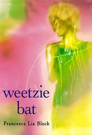 Cover of: Weetzie Bat (Charlotte Zolotow Book)
