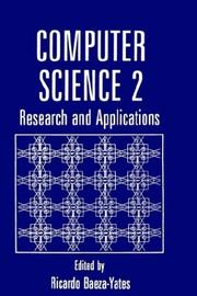 Cover of: Computer science 2