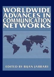 Cover of: Worldwide advances in communication networks |