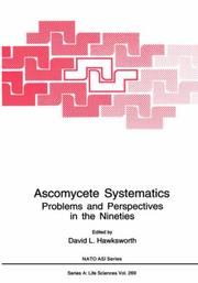 Cover of: Ascomycete Systematics:: Problems and Perspectives in the Nineties