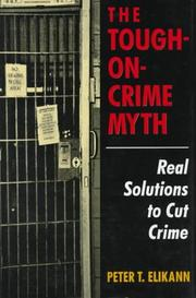 Cover of: The tough-on-crime myth