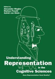 Cover of: Understanding representation in the cognitive sciences |