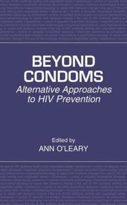 Cover of: Beyond Condoms