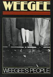 Cover of: Weegee's people