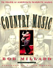 Cover of: Country music