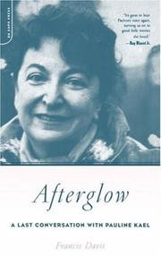 Cover of: Afterglow