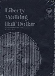 Cover of: Coin Folders Half Dollars (Liberty Walking, 1937-1947) | Whitman Publishing