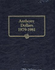 Cover of: Anthony Dollars |