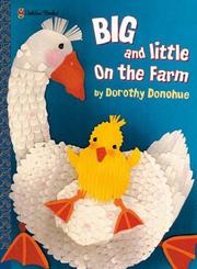 Cover of: Big and little on the farm