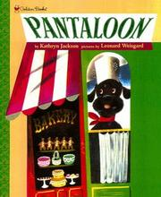 Cover of: Pantaloon  No. 14 (Family Storytime)
