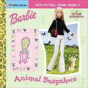 Cover of: Barbie animal snapshots
