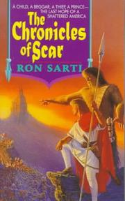 Cover of: The Chronicles of Scar
