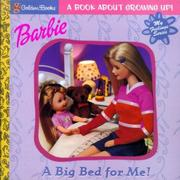 Cover of: Barbie A Big Bed For Me