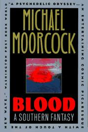 Cover of: Blood: A Southern Fantasy
