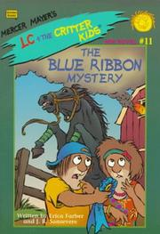 Cover of: Blue Ribbon Mystery