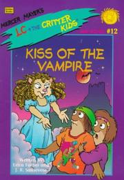 Cover of: Kiss of the vampire
