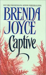 Cover of: Captive | Brenda Joyce
