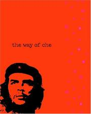 Cover of: The Way of Che Mini Journal | Potter Style