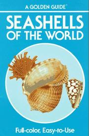 Cover of: Seashells of the World | R. Tucker Abbott