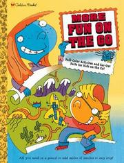 Cover of: More Fun on the Go (Golden Books) | Andrea Posner