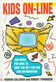 Cover of: Kids on-line